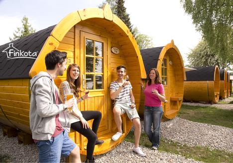 Finkota Campingfass