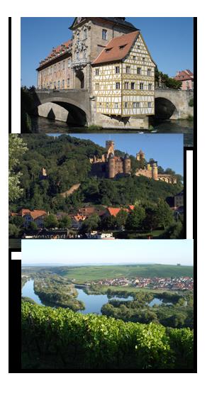Mainfranken-und fränkisches Weinland